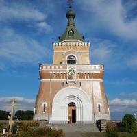 Свято-Петропавловский храм-памятник