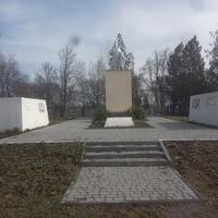 Памятник Великой Отечественной на РТС. .