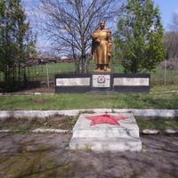 Братская могила воинов освободителей села Завадовка.