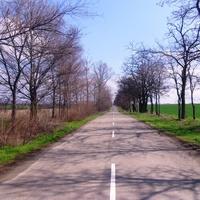 Дорога на Завадовку.