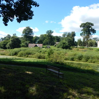 Вид на ручей Воронец