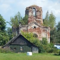 Остатки Покровской церкви (1886г.)