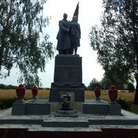 Памятник погибшим советским воинам