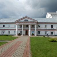 Здание коллегиума ордена пиаров (вероятно здесь учился с 1812 по 1816г. Игнат Домейко)