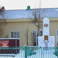 Мемориал в Ухтуй