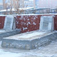 Мемориал в Зиме, могилы  Поллюров и Гершевич
