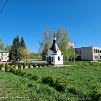 Толпухово, Георгиевская часовня
