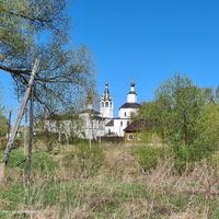 Волосово,  Николо-Волосовский  женский монастырь