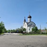 Толстопальцево, Воскресенская церковь