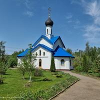 Покровская церковь в Тостопальцеве