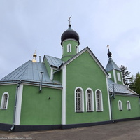 Церковь Илии Муромского, пос. Вербовский