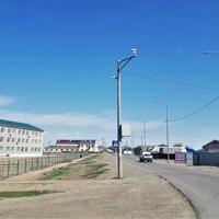 Жумыскер, улица