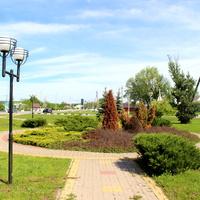Сквер памяти Сергея Богачёва.