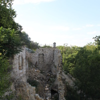 Развалины крепости