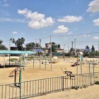 Исатай Детская площадка
