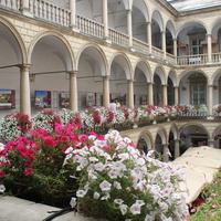 Итальянский двор