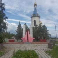 Памятник Великой отечественной