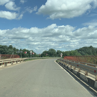 Мост через Северку