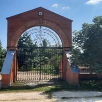 Казанская церковь, ворота