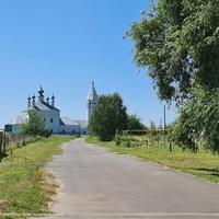 Церковь Рождества Пресвятой Богородицы в Менчаково