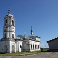 Омутское. Церковь Ефрема Сирина