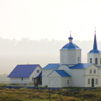 """Церковь иконы Божией Матери """"Знамение""""."""