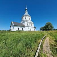 Церковь Василия Великого в с. Кистыш