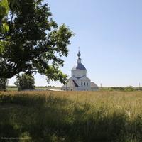 с. Кистыш,   церковь Василия Великого