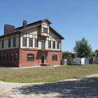 Строящийся музей А.В. Суворова и воскресная школа