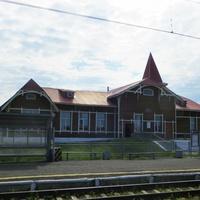 Вокзал станции Коуровка