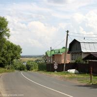 Васильково,  Центральная улица