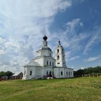 Церковь Николая Чудотворца в с. Мордыш