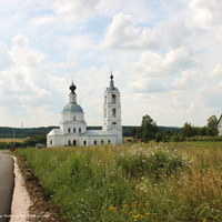 с. Мордыш,  Никольская церковь