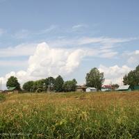 с. Мордыш,  южная сторона села