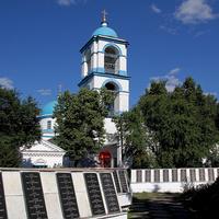 Памятник в честь погибших односельчан в годы Великой Отечественной войны 1941-1945 г.