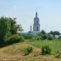 Порецкое, церковь Спаса Преображения