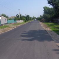 Русская Поляна,улица Молодёжная.