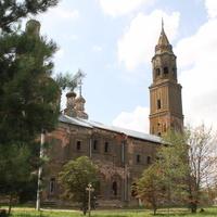 Воскресенская церковь в с. Воскресенская Слободка