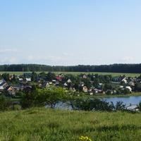 деревня Каменка