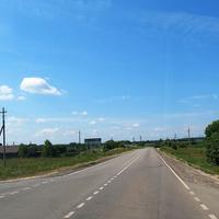 Дорога Никулино - Злобино