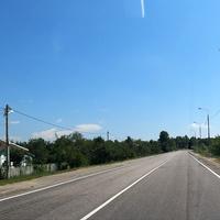 Дорога кашира - Узуново