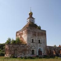 Лопатницы, церковь Николая Чудотворца