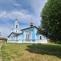 Церковь Бориса и Глеба в Ляховицах
