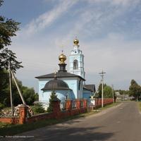 Ляховицы. Церковь Бориса и Глеба