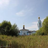 Борисоглебская церковь в Ляховицах