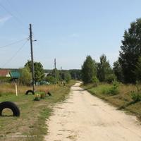 Песочное, Центральная ул.