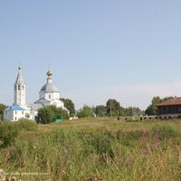 Никольский женский монастырь в Санино