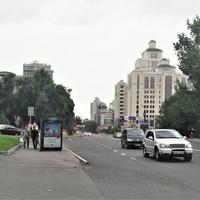 улица Достык