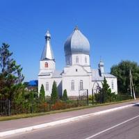 Церковь Успения Пресвятой Богородицы, Геронимовка .