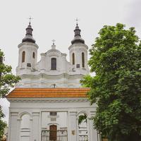 Фарный костел Святого Андрея